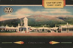 Camp Fort Lewis Tourist Courts