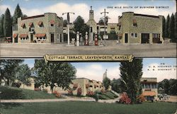 Cottage Terrace Postcard