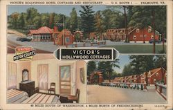 Victor's Hollywood Cottages