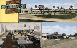 Florida Motel Court Hotel