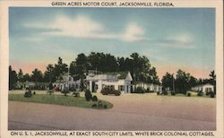 Green Acres Motor Court