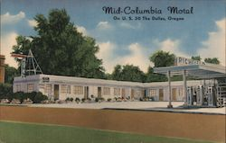 Mid-Columbia Motel