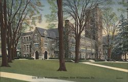 Old Main, Westminster College