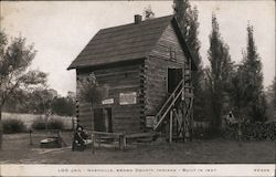 Log Jail, Brown County