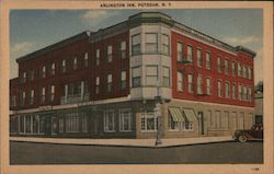 Arlington Inn Postcard