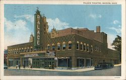 Palace Theatre Postcard