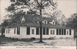 Mastic Beach Democratic Club