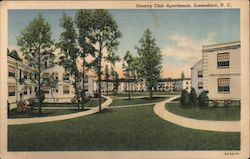 Country Club Apartments