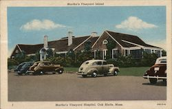 Martha's Vineyard Hospital Postcard