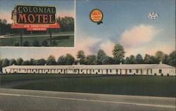 Colonial Motel, U.S. Route #301