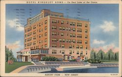 Hotel Kingsley Arms