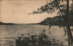 Water View of Lake Sunapee