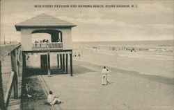 96th Street Pavilion and Bathing Beach