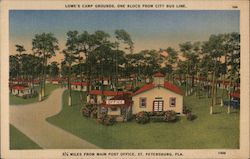 Lowe's Camp Grounds