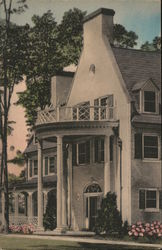 The Nittany Lion Inn, The Portico