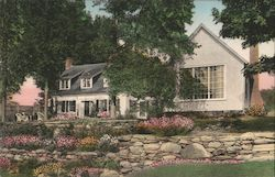 Summer Home of Mr. Sinclair Lewis Near Woodstock