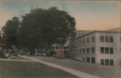 Bridgewater Woolen Company Mill, Vermont Native Industries