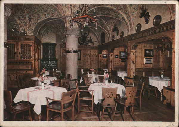 Kaisterstuben wine tavern Munich Germany