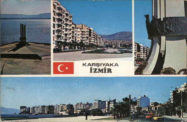 Karsiyaka Izmir Turkey Greece, Turkey, Balkan States