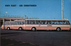 Own Fleet Air Conditioned Postcard