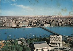 Cairo - City View Postcard