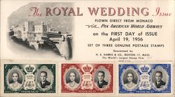 April 19, 1956 The Royal Wedding Issue