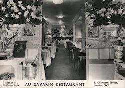 Au Savarin Restaurant