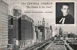 The Central Church Postcard