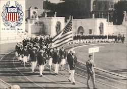 1960 US Olympic Team, Rome, Italy