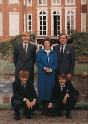 Queen Beatrix and Family