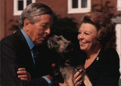 The Queen Beatrix and the Prince Claus of the Netherlands