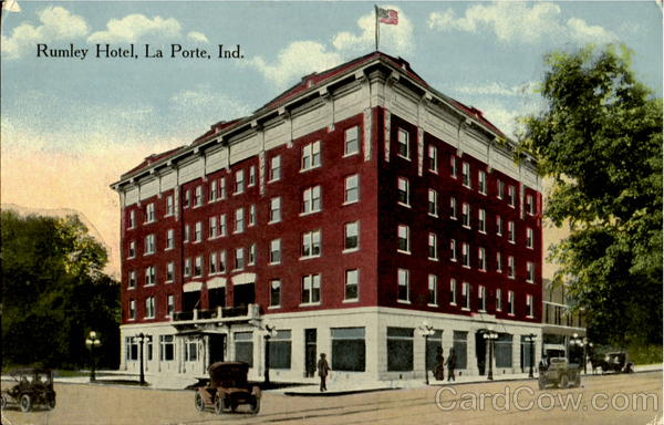 Rumley hotel la porte in for Hotels near la porte