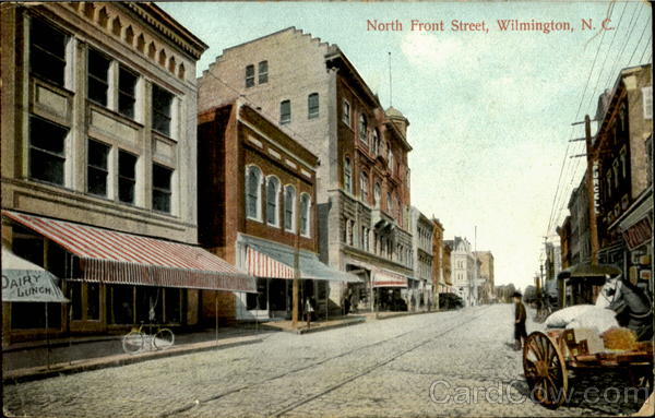 North Front Street Wilmington North Carolina