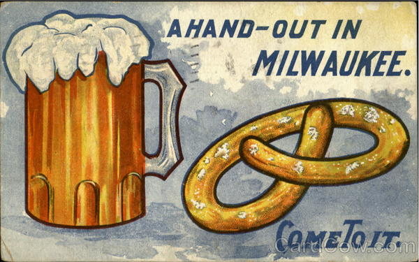 Ahand-Out In Milwaukee Wisconsin