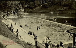 Bathing Pool, Rock Springs Park