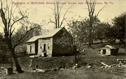 Residence Of McCollum Sisters, Cooper Rocks