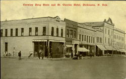 Crowley Drug Store And St. Charles Hotel
