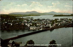 Vermont And Lake Memphremagog