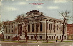 Lincoln City Library
