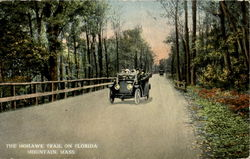 The Mohawk Trail On Florida Mountain