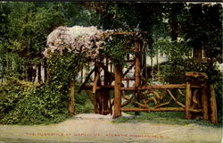 The Turnstile At Marlcliff Postcard