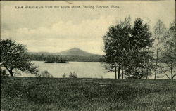 Lake Waushacum From The South Shore Postcard