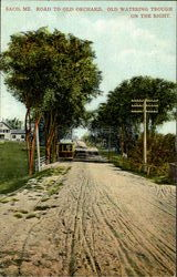 Road To The Old Orchard