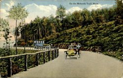 On The Mohawk Trail