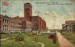 Sears Roebuck & Co. Postcard