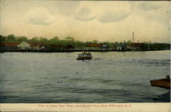 View On Cape Fear River