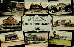Greetings From Old Orchard