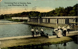 Swimming Pool At Camden Park