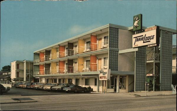 Clearwater Travel Lodge Florida