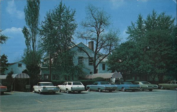Amazing Ye Olde Cedar Inn Toms River Nj Postcard Interior Design Ideas Oxytryabchikinfo